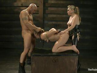 Порно с сисястой мамой друга